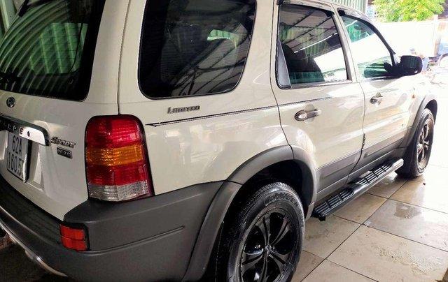 Bán Ford Escape năm sản xuất 2003, màu trắng1