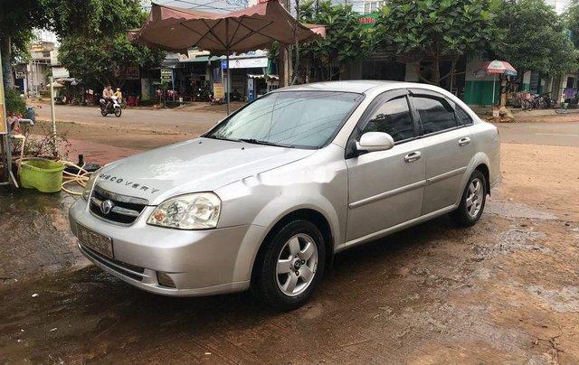Bán ô tô Daewoo Lacetti sản xuất 2010, màu bạc, giá 158tr0