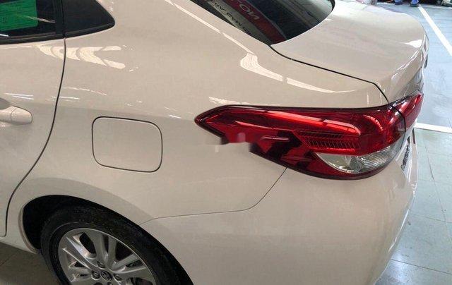 Cần bán lại xe Toyota Vios sản xuất 2018, màu trắng, nhập khẩu, số tự động1