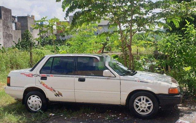 Bán xe Honda Civic đời 1986, màu trắng, nhập khẩu  0