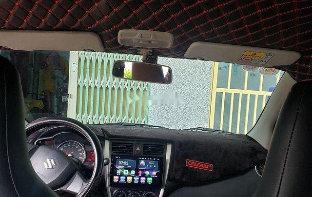 Bán ô tô Suzuki Celerio sản xuất 2019, màu đỏ, xe nhập số tự động, 320tr9