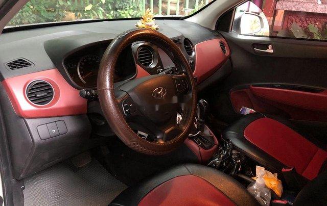 Bán lại xe Hyundai Grand i10 sản xuất 2015, nhập khẩu nguyên chiếc4