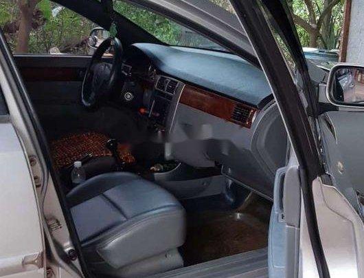 Bán ô tô Daewoo Lacetti sản xuất 2008, màu bạc chính chủ2