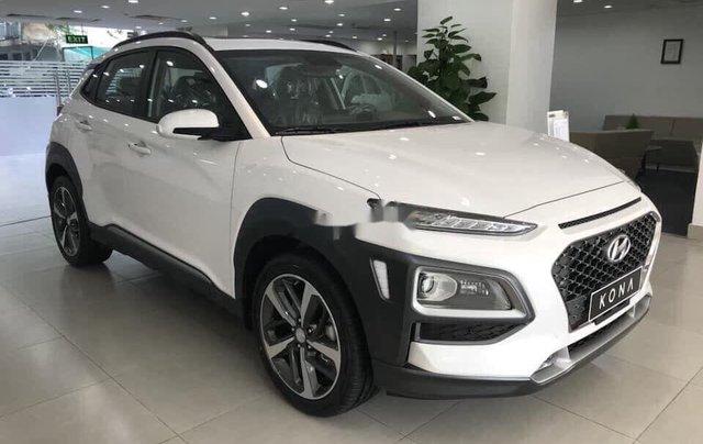 Cần bán xe Hyundai Kona năm 2020, màu trắng1