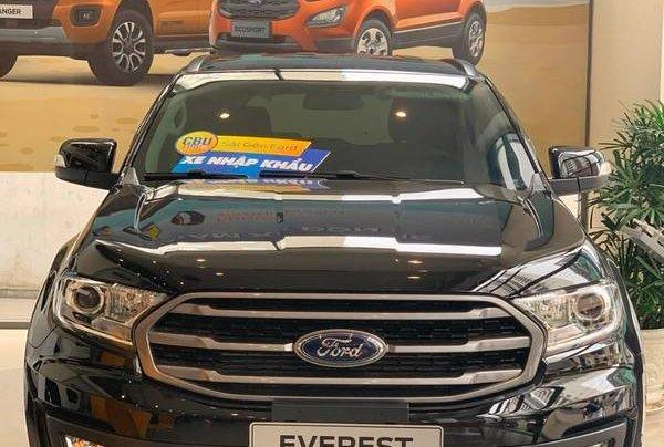 Cần bán Ford Everest Ambient MT, màu đen giao ngay, giảm giá 110 triệu năm 20191
