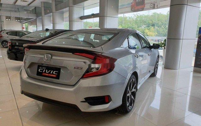 Bán Honda Civic đời 2019, màu bạc2