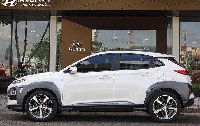 Cần bán xe Hyundai Kona năm 2020, màu trắng2
