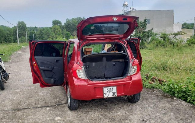 Bán ô tô Suzuki Celerio sản xuất 2019, màu đỏ, xe nhập số tự động, 320tr0