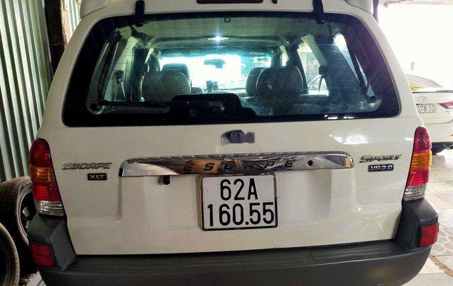 Bán Ford Escape năm sản xuất 2003, màu trắng2