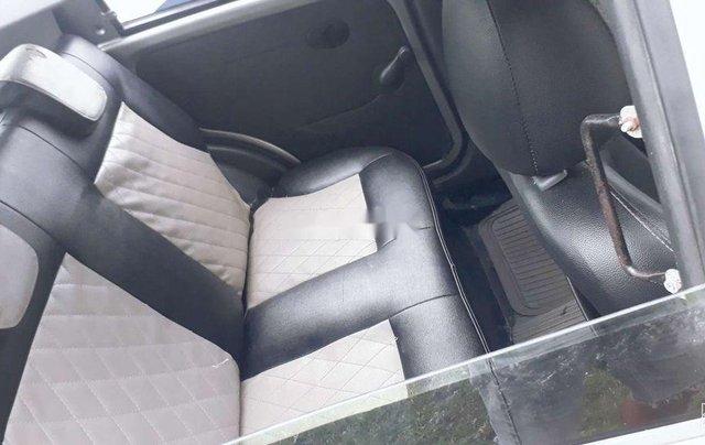 Bán xe Chevrolet Spark đời 2011, màu bạc, giá 100tr4