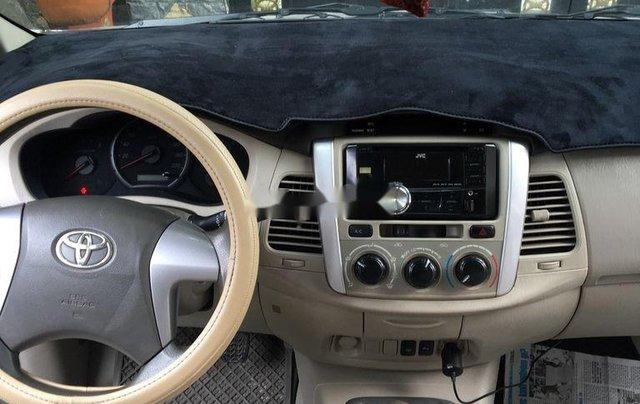 Bán ô tô Toyota Innova đời 2015, đăng ký 2016, màu bạc số sàn7