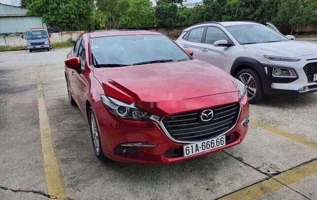 Cần bán lại xe Mazda 3 đời 2019, màu đỏ0