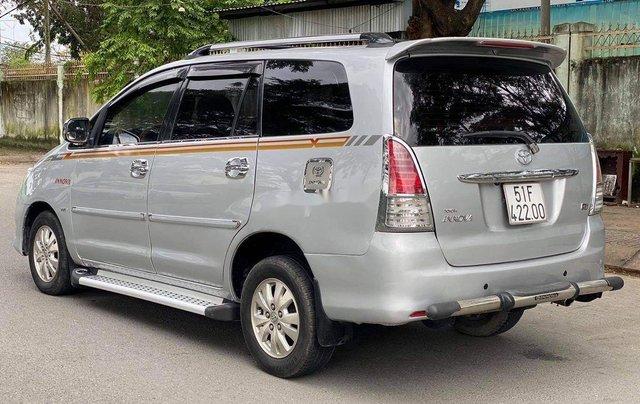 Bán Toyota Innova G đời 2009, màu bạc, BSTP. Rất đẹp3