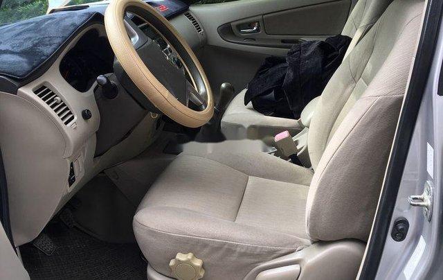 Bán ô tô Toyota Innova đời 2015, đăng ký 2016, màu bạc số sàn3