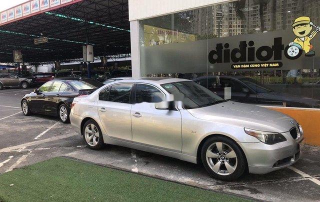 Cần bán gấp BMW 5 Series sản xuất 2006 còn mới, giá tốt0