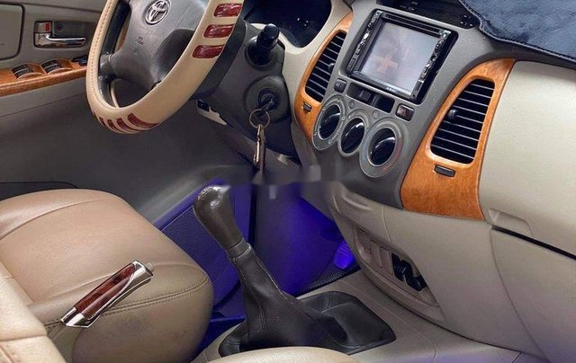 Bán Toyota Innova G đời 2009, màu bạc, BSTP. Rất đẹp7