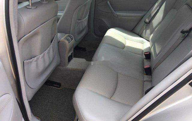 Bán Mercedes đời 2002, màu bạc, xe nhập số sàn 4