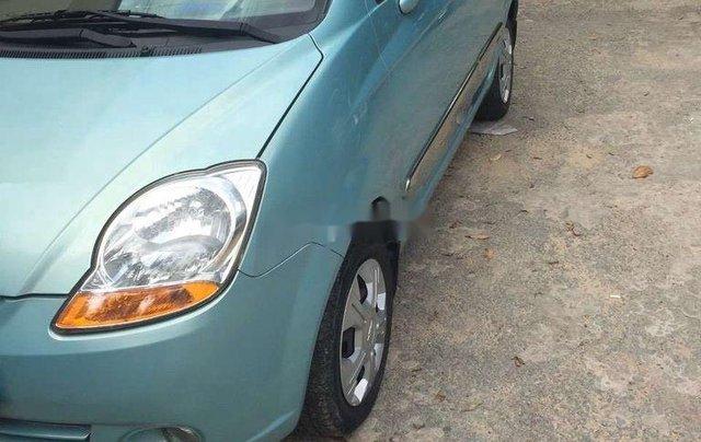 Bán Chevrolet Spark Van đời 2014 số sàn4