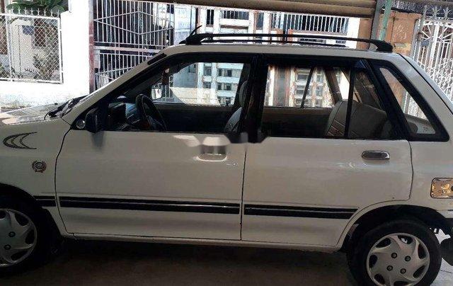 Bán ô tô Kia CD5 2003, màu trắng, xe nhập1