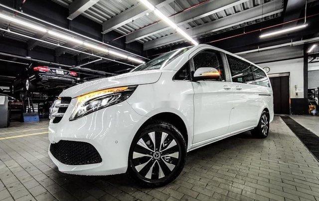 Cần bán Mercedes V250 Luxury đời 2020, màu trắng0