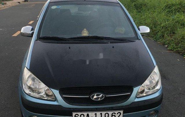 Bán Hyundai Getz sản xuất năm 2010, xe nhập, xe gia đình0
