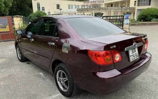 Bán Toyota Corolla Altis sản xuất năm 2001, nhập khẩu còn mới0