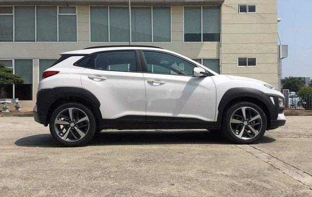 Cần bán xe Hyundai Kona năm 2020, màu trắng0