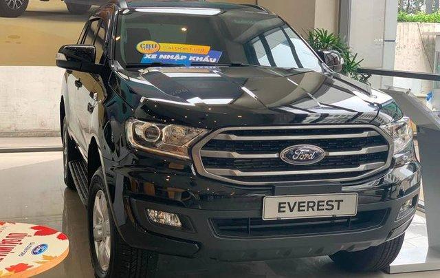 Cần bán Ford Everest Ambient MT, màu đen giao ngay, giảm giá 110 triệu năm 20190