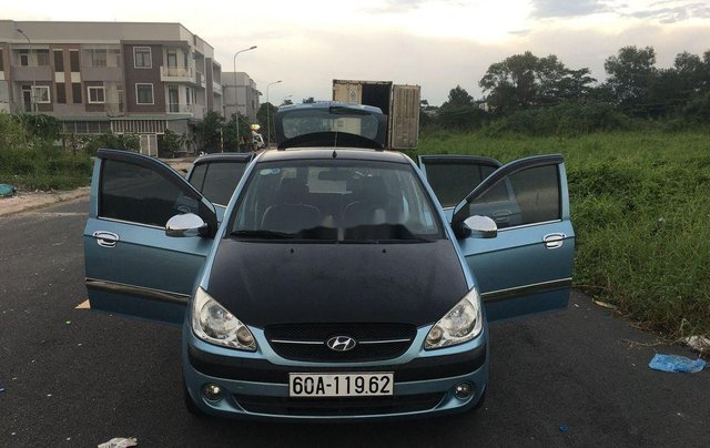 Bán Hyundai Getz sản xuất năm 2010, xe nhập, xe gia đình1