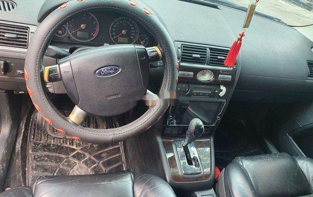 Bán ô tô Ford Mondeo sản xuất năm 2004, màu đen, giá chỉ 185 triệu2