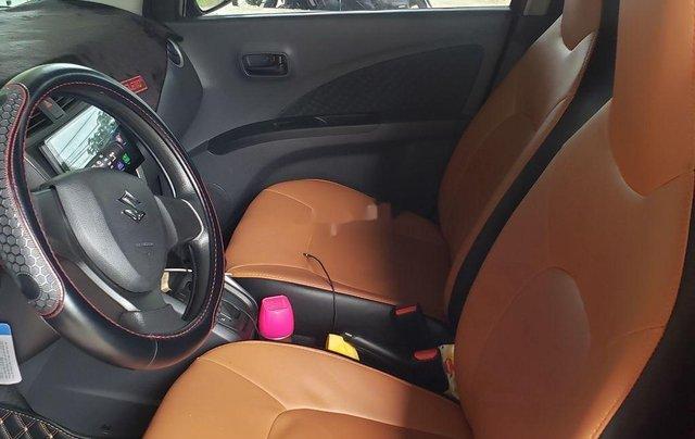 Bán ô tô Suzuki Celerio sản xuất 2019, màu đỏ, xe nhập số tự động, 320tr11