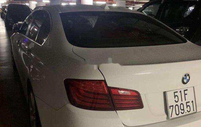 Bán BMW 5 Series: 520i 2016, màu trắng, xe nhập chính chủ0
