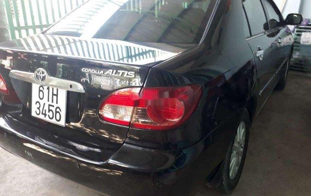 Bán ô tô Toyota Corolla Altis năm sản xuất 2005, màu đen 2