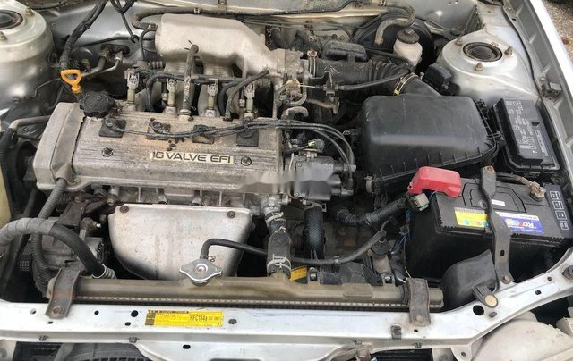 Bán Toyota Corolla sản xuất năm 2000, màu bạc, nhập khẩu 7