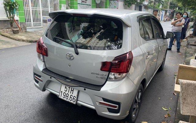 Bán Toyota Wigo năm 2019, màu bạc, nhập khẩu như mới4