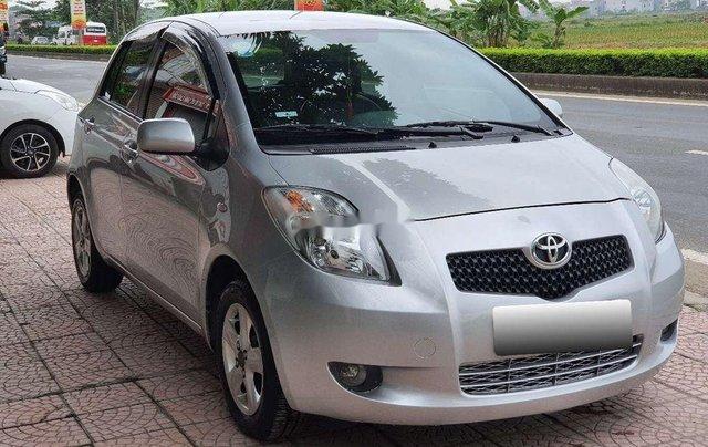Bán ô tô Toyota Yaris năm sản xuất 2008, nhập khẩu nguyên chiếc, xe chính chủ còn mới0
