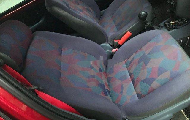 Bán Fiat Siena sản xuất 2001, màu đỏ, xe nhập8