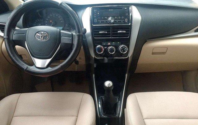Bán ô tô Toyota Vios năm sản xuất 2018, xe chạy ít, còn mới7