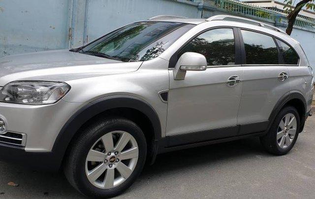 Bán xe Chevrolet Captiva sản xuất năm 2009, màu bạc còn mới giá cạnh tranh22