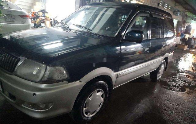 Cần bán gấp Toyota Zace sản xuất 2003, nhập khẩu nguyên chiếc0