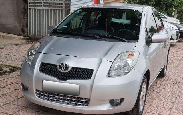 Bán ô tô Toyota Yaris năm sản xuất 2008, nhập khẩu nguyên chiếc, xe chính chủ còn mới4