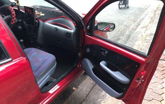 Bán Fiat Siena sản xuất 2001, màu đỏ, xe nhập3