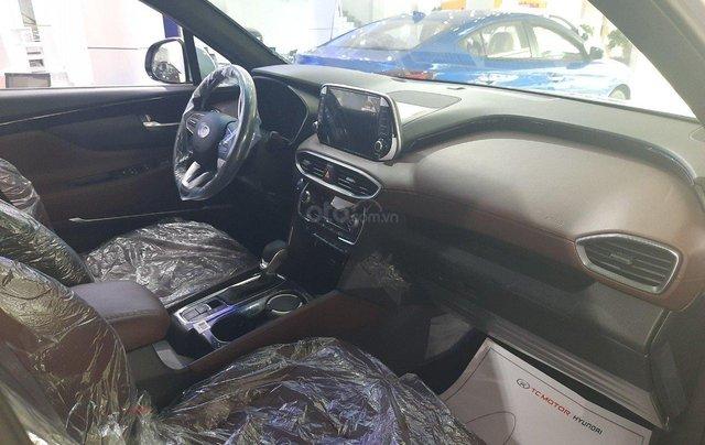 Hot, Hyundai Santa Fe 2020 máy dầu cao cấp, đủ màu, giá tốt7