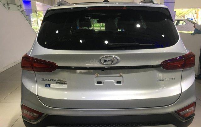 Hot, Hyundai Santa Fe 2020 máy dầu cao cấp, đủ màu, giá tốt3