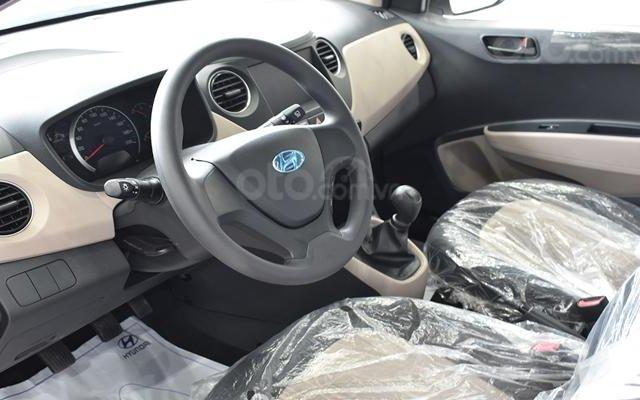 Cần bán Hyundai Grand i10 năm sản xuất 2020, màu trắng5