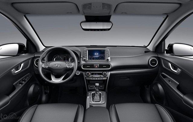 Bán xe Hyundai Kona 1.6 Turbo năm sản xuất 2020, màu đỏ2