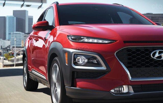 Bán xe Hyundai Kona 1.6 Turbo năm sản xuất 2020, màu đỏ1