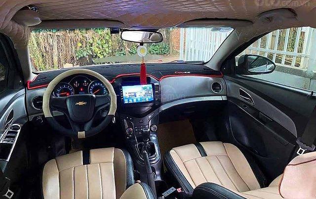 Cần bán Chevrolet Cruze năm sản xuất 2012, màu bạc, xe nhập, số sàn 4