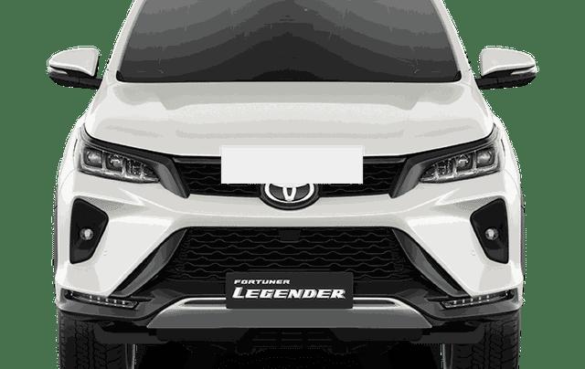 Bán xe Toyota Fortuner Legender 2.4AT 4X2 2020, màu trắng0