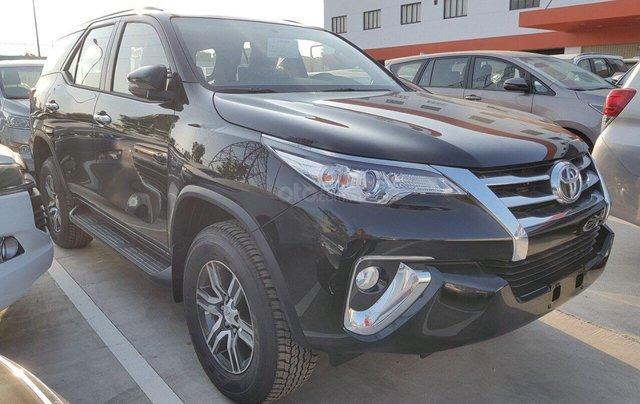 Bán xe Toyota Fortuner 2.4G 4x2 AT 2020, màu nâu2